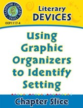Literary Devices: Using Graphic Organizers to Identify Setting - PDF Download [Download]