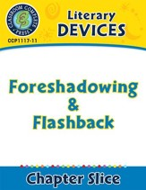 Literary Devices: Foreshadowing &  Flashback - PDF Download [Download]