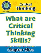 Critical Thinking: What are Critical Thinking Skills? - PDF Download [Download]