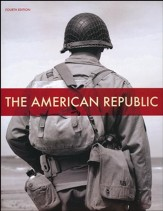 BJU Press The American Republic  Grade 8 Student Text, 4th  Edition