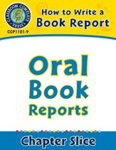 How to Write a Book Report: Oral Book Reports - PDF Download [Download]