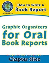 How to Write a Book Report: Graphic Organizers for Oral Book Reports - PDF Download [Download]
