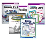 Abeka Grade 1 Homeschool Parent Language Art Kit (New  Edition)