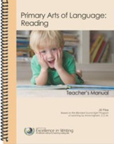 Primary Arts of Language: Reading Teacher's Manual