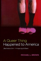A Queer Thing Happened To America: And what a long, strange trip it's been - eBook