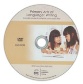 Primary Arts of Language: Writing DVD-ROM