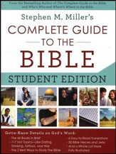 Complete Guide to the Bible-Student Edition: Gotta-Know Details on God's Word