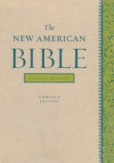 The New American Bible, Compact,    Revised Edition, trade paperback
