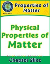 Properties of Matter: Physical Properties of Matter Gr. 5-8 - PDF Download [Download]