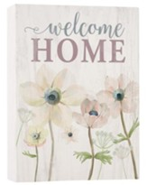 Welcome Home, Block Sign, Small