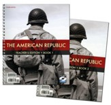 BJU Press Heritage Studies: The American Republic Teacher's Edition (Fourth Edition)