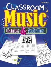 Classroom Music Games and Activities - PDF Download [Download]