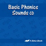 Abeka Basic Phonics Sounds CD  Grades 2-3