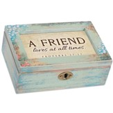 A Friend Loves At All Times, Music Box