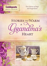 Stories to Warm a Grandma's Heart - eBook