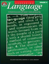 Assessing Language - Gr 6 - PDF  Download [Download]