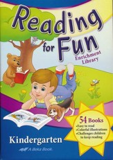 Abeka Reading for Fun Enrichment  Library
