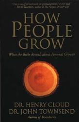 How People Grow: What the Bible Reveals About Personal Growth - eBook