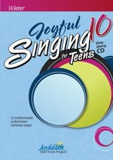 Joyful Singing for Teens #10 Audio CD