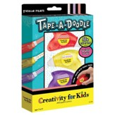Tape-a-Doodle Fashion Prints Kit
