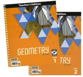 BJU Geometry Teacher's Guide Grade  10, Fourth Edition