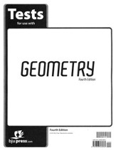 BJU Geometry Tests, Grade 10 (Fourth Edition)