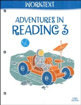 BJU Reading Grade 3, Student Worktext (Third Edition)