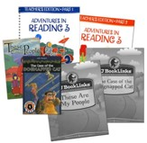 BJU Reading Grade 3 Teacher's Set (Third Edition)