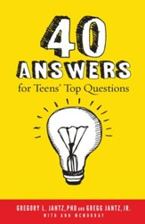 40 Answers for Teens' Top Questions - Download Only - PDF Download [Download]