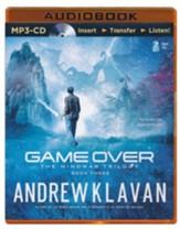 Game Over #3 - unabridged audio book on MP3-CD