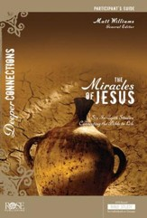 The Miracles Of Jesus Participant Guide - PDF Download [Download]
