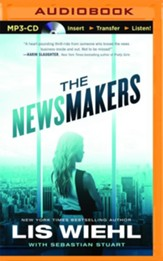 The Newsmakers - unabridged audio book on MP3-CD