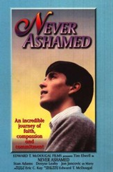 Never Ashamed on DVD