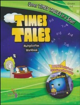 Times Tales Workbook with Game Show DVD