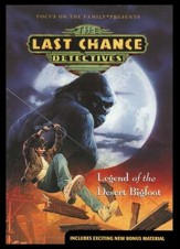 Last Chance Detectives #2: Legend of the Desert Bigfoot