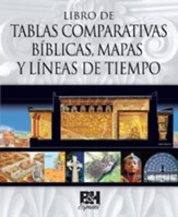 Libro de Tablas Comparativas Biblicas, Mapas y Lineas de Tiempo (Spanish version of Rose Book of Charts) - PDF Download [Download]