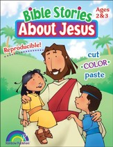 Download: Bible Stories About Jesus - Ages 2-3 - PDF Download [Download]