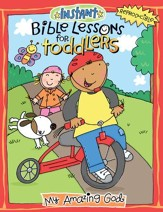 Download: Instant Bible Lessons for Toddlers - My Amazing God - PDF Download [Download]