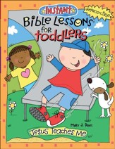 Download: Instant Bible Lessons for Toddlers - Jesus Teaches Me - PDF Download [Download]