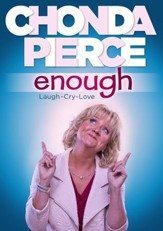 Enough: Laugh. Cry. Love. DVD
