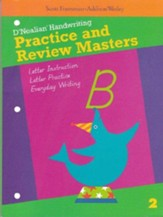 Do It Yoursef D'Nealian Practice & Review Blackline Masters Grade 2