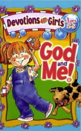 Download God and Me! Girls Devotional - Ages 2-5 - PDF Download [Download]