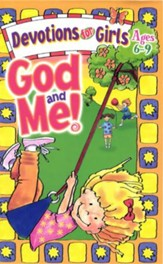Download God and Me! Girls Devotional - Ages 6-9 - PDF Download [Download]