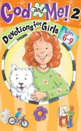 Download God and Me! Girls Devotional Vol 2 - Ages 6-9 - PDF Download [Download]
