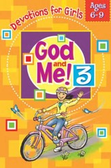 Download God and Me! Girls Devotional Vol 3 - Ages 6-9 - PDF Download [Download]