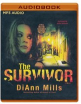 #2: The Survivor: A Novel, Crime Scene: Houston - unabridged audio book on MP3-CD