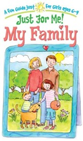 Download Just For Me: My Family - PDF Download [Download]