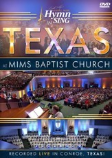 Gospel Music Hymn Sing: Live In Texas DVD