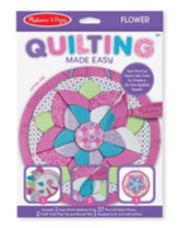 Flower, Quilting Made Easy