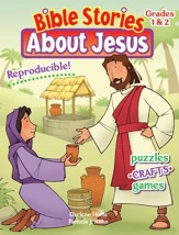 Download Bible Stories About Jesus - Grades 1-2 - PDF Download [Download]
